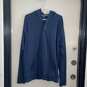 Lululemon hoodie size Large men's
